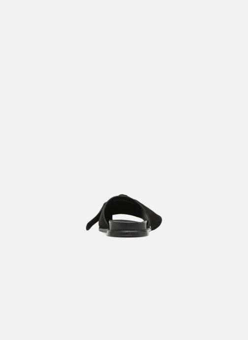 Mules et sabots Vero Moda 10196805 Noir vue droite