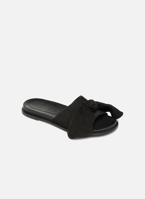 Mules et sabots Vero Moda 10196805 Noir vue détail/paire