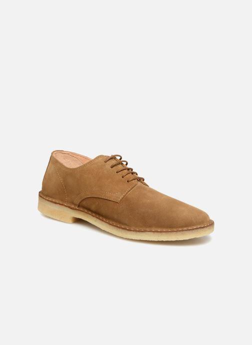 Chaussures à lacets Astorflex COASTFLEX Marron vue détail/paire