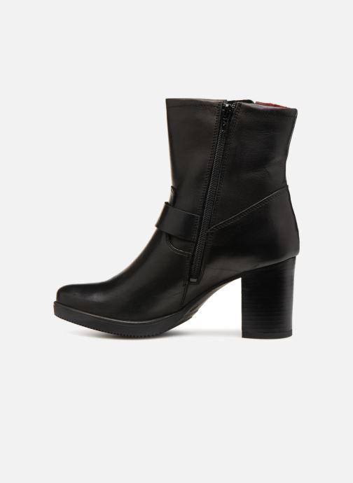 Bottines et boots Tamaris Kassie Noir vue face