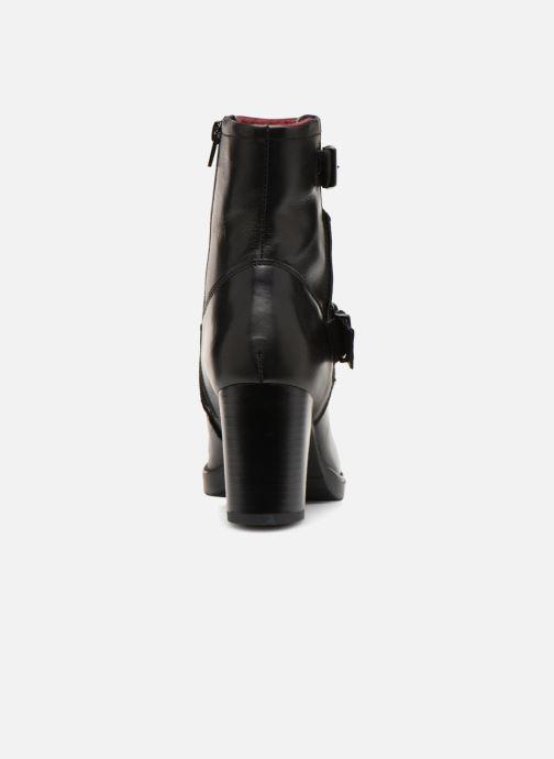 Bottines et boots Tamaris Kassie Noir vue droite