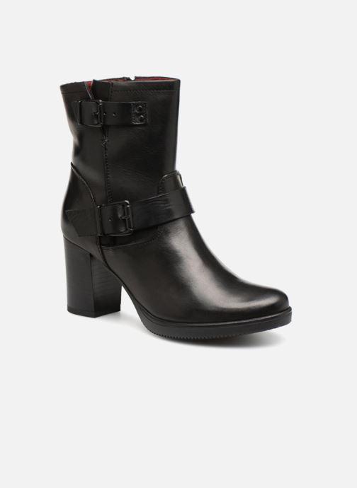 Bottines et boots Tamaris Kassie Noir vue détail/paire