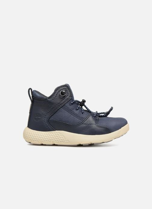 Trainers Timberland FlyRoam Leather Blue back view