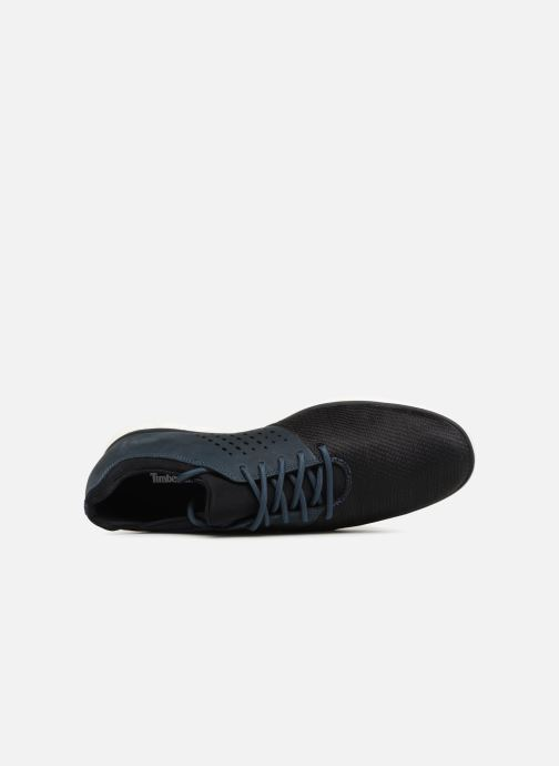 Sneakers Timberland Bradstreet Oxford Azzurro immagine sinistra