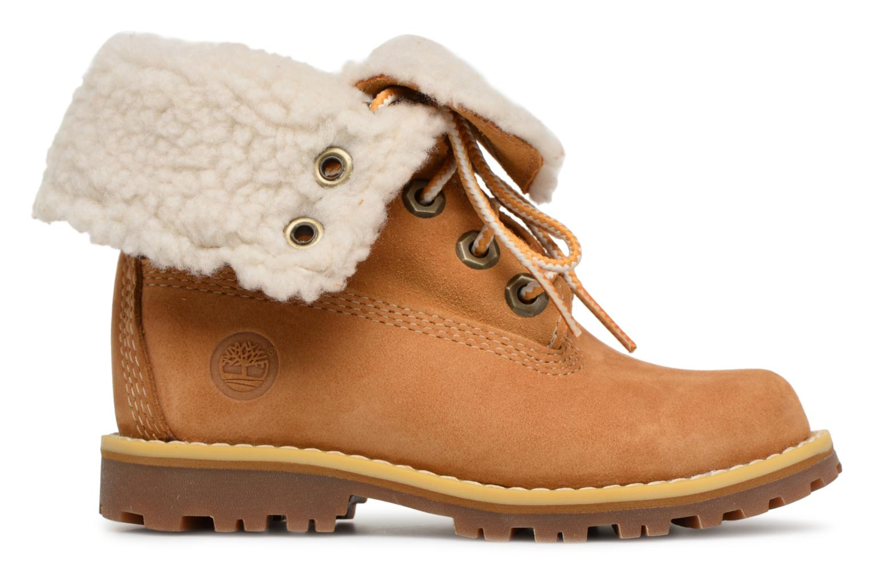 """Stiefeletten & Boots Timberland Radford 6"""" Boot braun ansicht von hinten"""