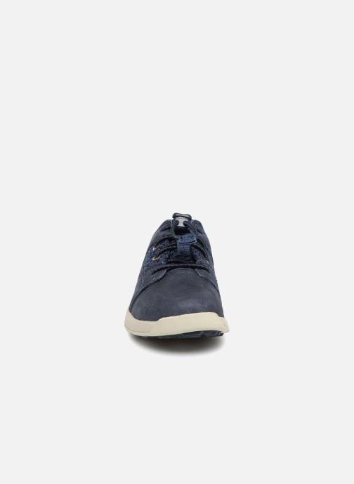 Baskets Timberland FlyRoam F/L Bleu vue portées chaussures