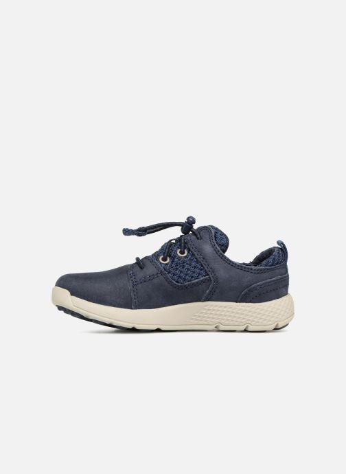 Sneakers Timberland FlyRoam F/L Azzurro immagine frontale