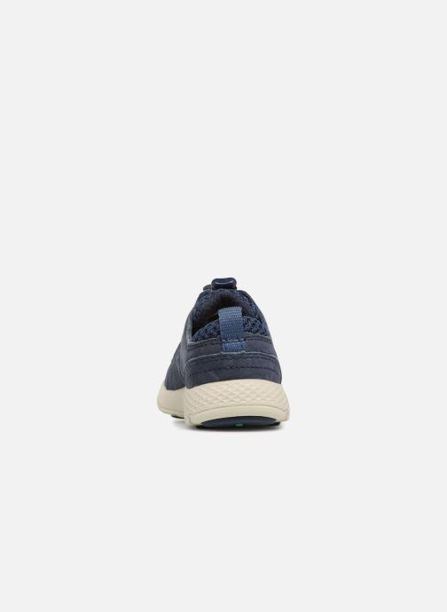 Baskets Timberland FlyRoam F/L Bleu vue droite