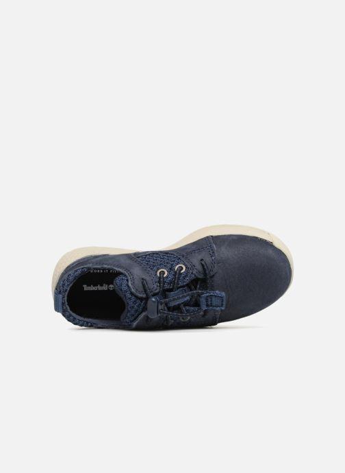 Sneakers Timberland FlyRoam F/L Azzurro immagine sinistra