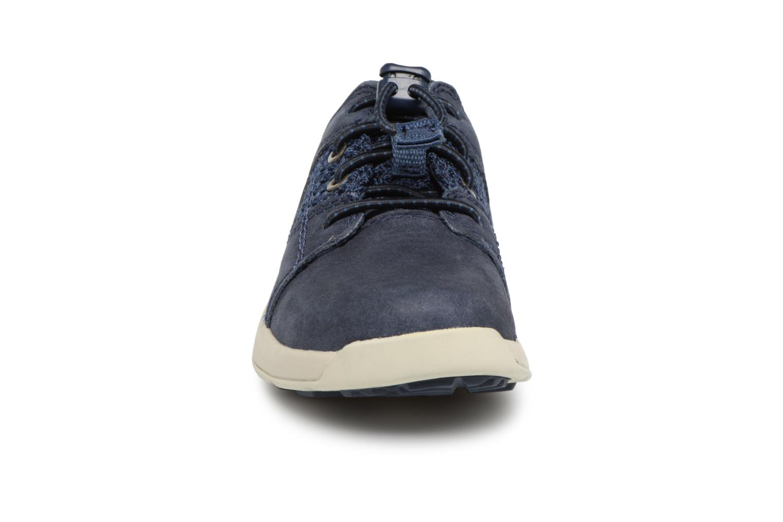 Sneaker Timberland FlyRoam F/L blau schuhe getragen