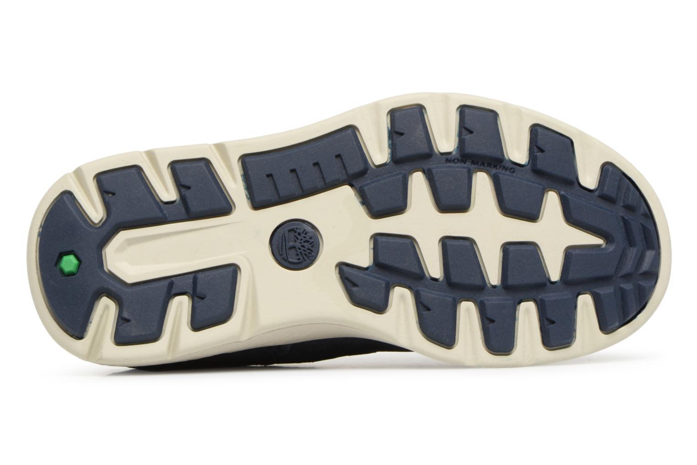 Sneaker Timberland FlyRoam F/L blau ansicht von oben