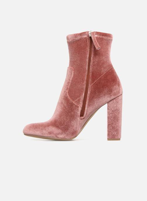 Stiefeletten & Boots Steve Madden Edit Ankle Boot rosa ansicht von vorne