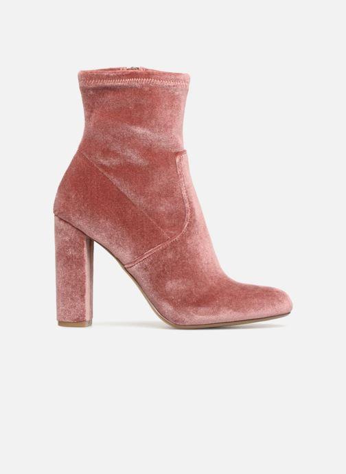 Stiefeletten & Boots Steve Madden Edit Ankle Boot rosa ansicht von hinten