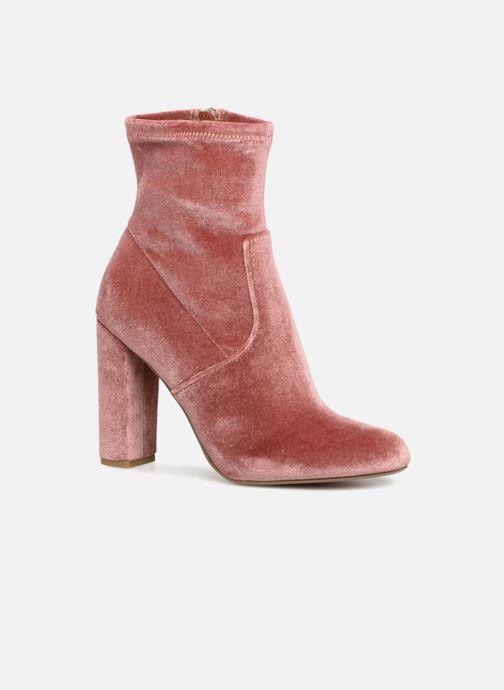 Stiefeletten & Boots Steve Madden Edit Ankle Boot rosa detaillierte ansicht/modell
