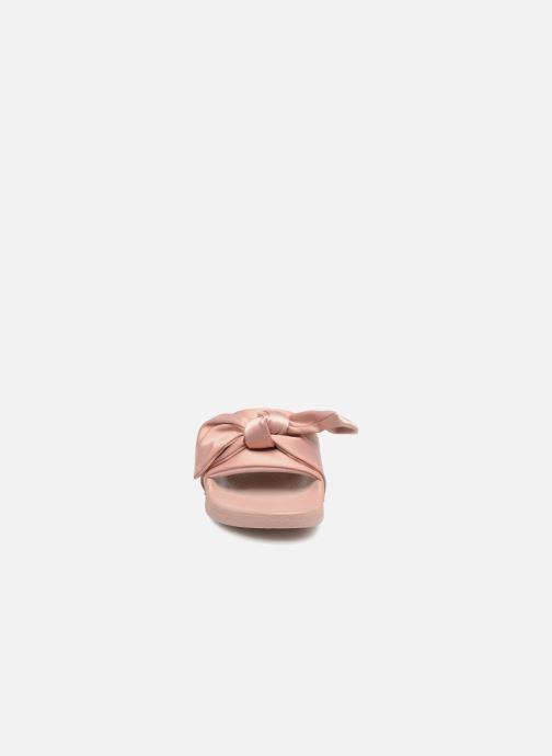 Mules & clogs Steve Madden Silky Sandal Pink model view