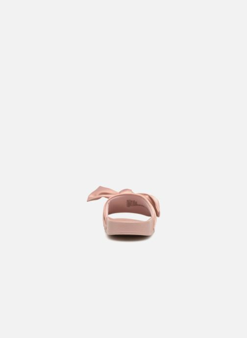 Mules & clogs Steve Madden Silky Sandal Pink view from the right