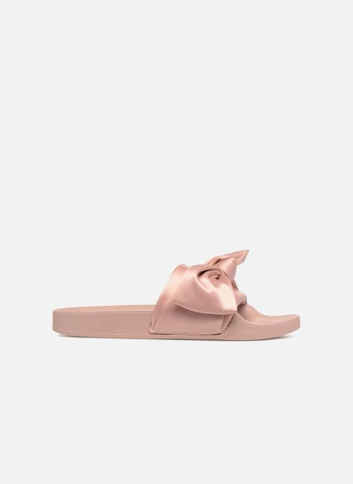 Mules & clogs Steve Madden Silky Sandal Pink back view