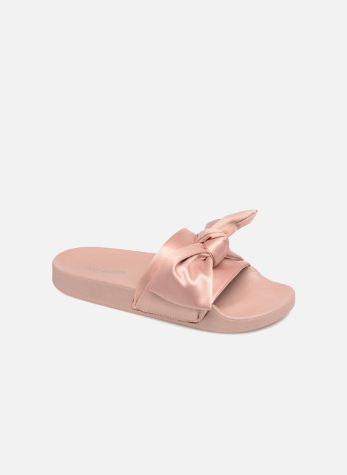Mules & clogs Steve Madden Silky Sandal Pink detailed view/ Pair view