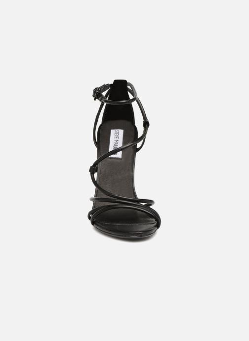 Steve pieds Madden Nu Smith Sandales Black Sandal Et 3q54jcRAL