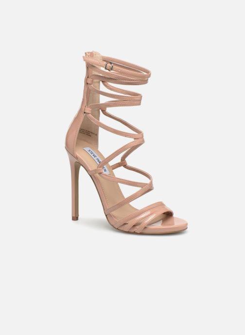 Sandales et nu-pieds Steve Madden Flaunt Sandal Beige vue détail/paire