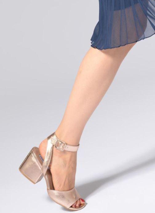 Sandales et nu-pieds Steve Madden Debbie Sandal Rose vue bas / vue portée sac