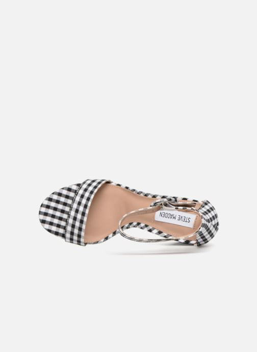 Sandales pieds Madden Nu Black Et Sandal Steve Friday Gingham tQsCrxhd