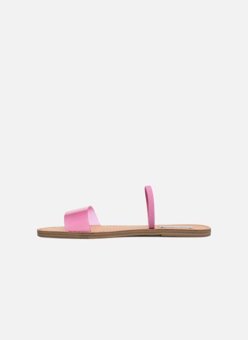 Wedges Steve Madden Dasha Flat Sandal Roze voorkant