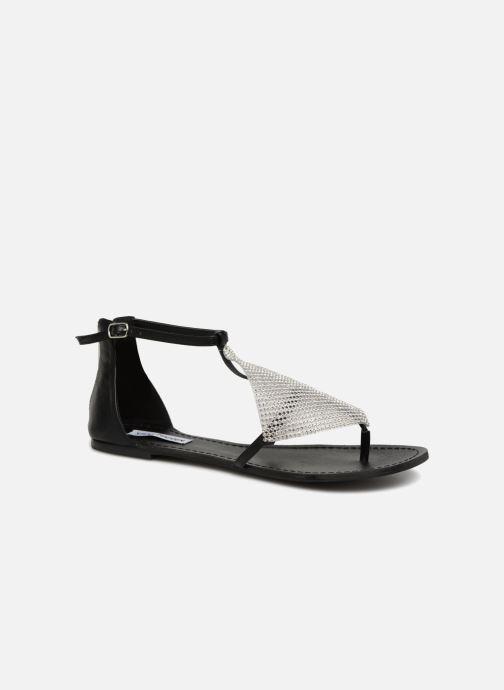 Flat Sandalen 344414 Sandal schwarz Madden Steve Cord qwCgBEF
