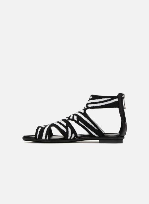 Sandalen What For Effy Lo Zwart voorkant
