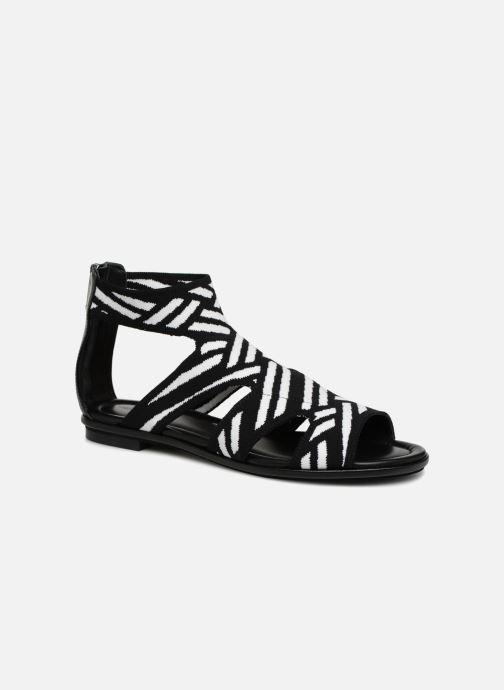 Sandales et nu-pieds What For Effy Lo Noir vue détail/paire