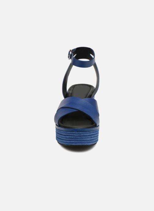 What For Más Claudette WF534 (blau) - Sandalen bei Más For cómodo e9102b