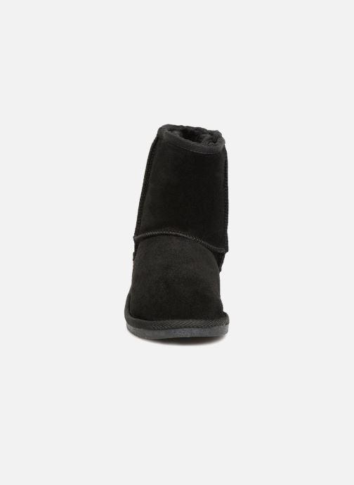 Bottes Les Tropéziennes par M Belarbi Snow Boots Noir vue portées chaussures