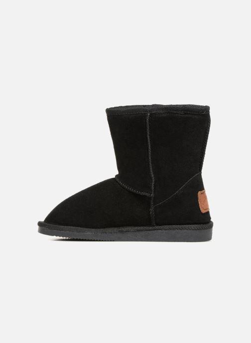 Bottes Les Tropéziennes par M Belarbi Snow Boots Noir vue face