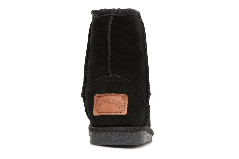 Bottes Les Tropéziennes par M Belarbi Snow Boots Noir vue droite