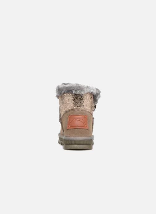 Les Tropéziennes par M Belarbi Jaipur (Oro e bronzo) - Stivaletti e tronchetti chez Sarenza lLSGa