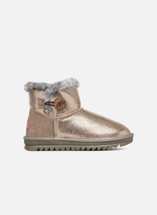 Ankle boots Les Tropéziennes par M Belarbi Jaipur Bronze and Gold back view