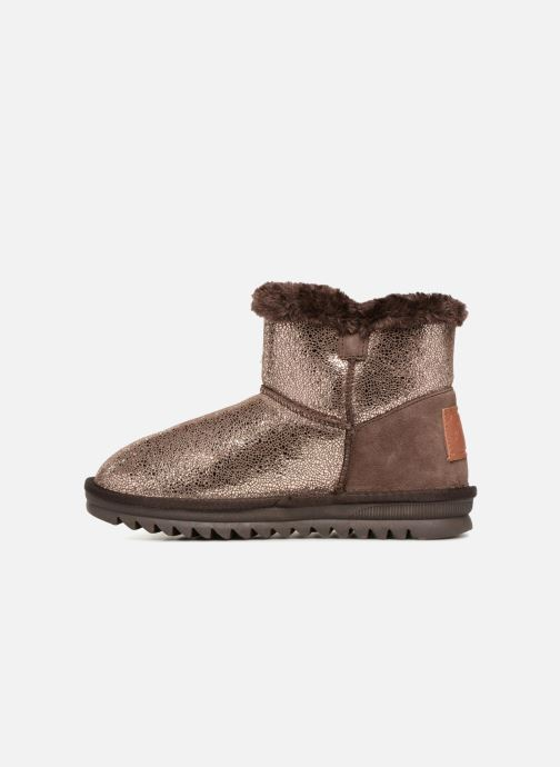 Boots en enkellaarsjes Les Tropéziennes par M Belarbi Jaipur Goud en brons voorkant