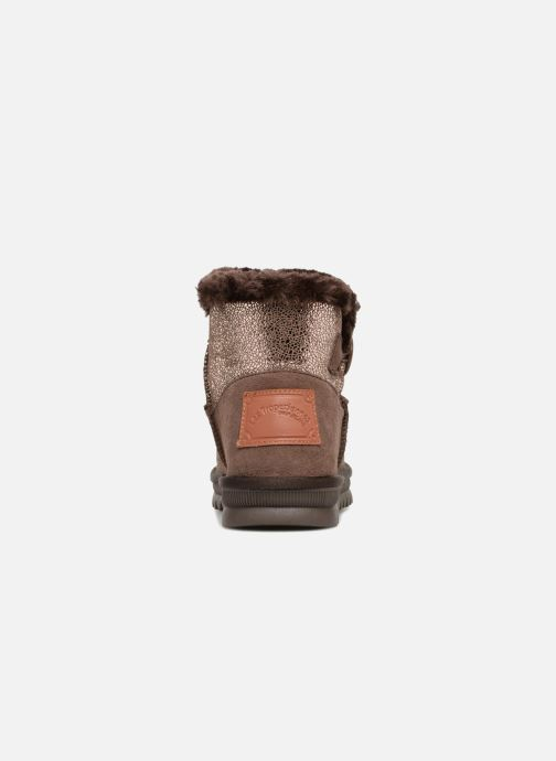 Boots en enkellaarsjes Les Tropéziennes par M Belarbi Jaipur Goud en brons rechts