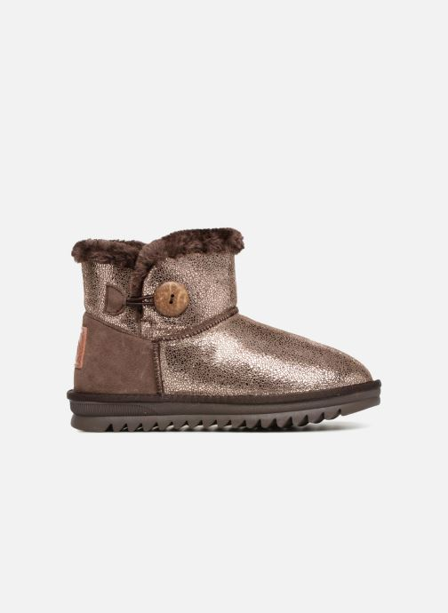 Boots en enkellaarsjes Les Tropéziennes par M Belarbi Jaipur Goud en brons achterkant