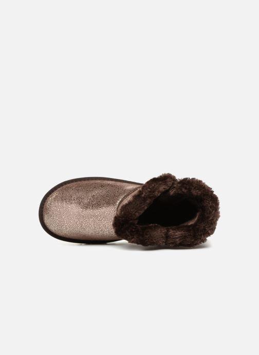 Boots en enkellaarsjes Les Tropéziennes par M Belarbi Jaipur Goud en brons links