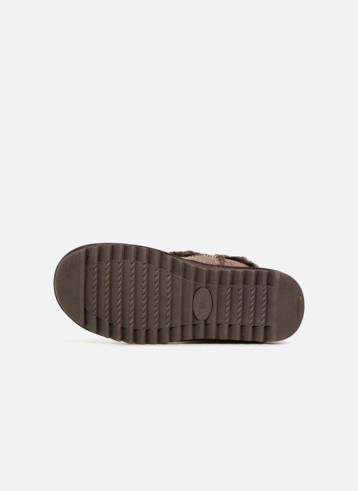 Boots en enkellaarsjes Les Tropéziennes par M Belarbi Jaipur Goud en brons boven