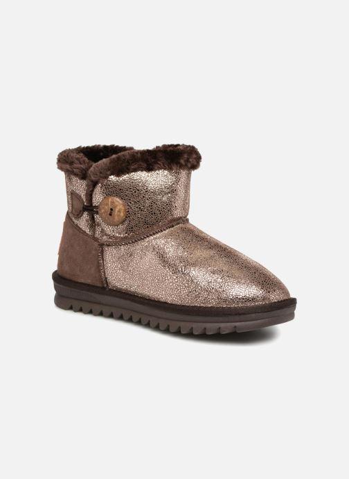 Boots en enkellaarsjes Les Tropéziennes par M Belarbi Jaipur Goud en brons detail