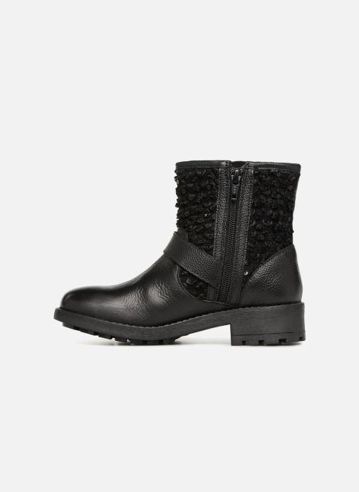 Bottines et boots Les Tropéziennes par M Belarbi Amazone Noir vue face