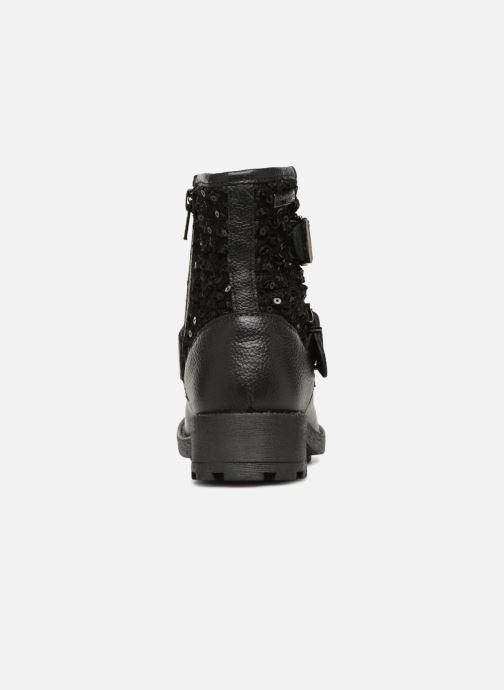 Bottines et boots Les Tropéziennes par M Belarbi Amazone Noir vue droite
