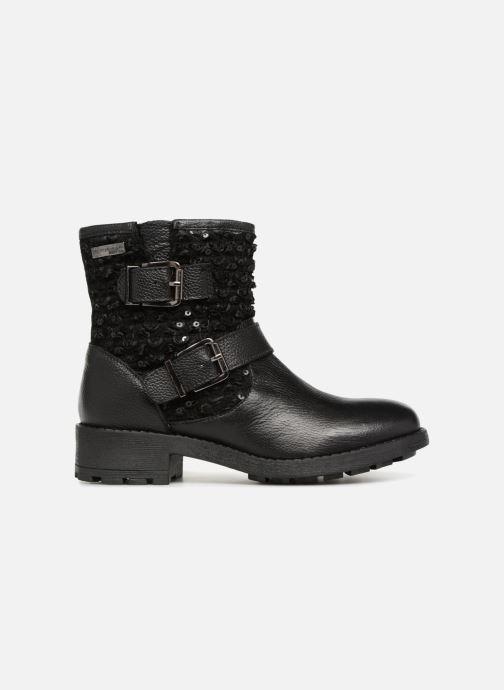 Bottines et boots Les Tropéziennes par M Belarbi Amazone Noir vue derrière