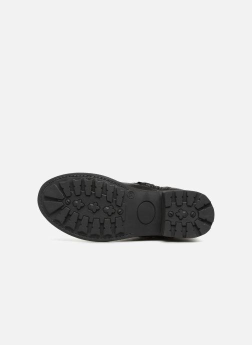 Bottines et boots Les Tropéziennes par M Belarbi Amazone Noir vue haut