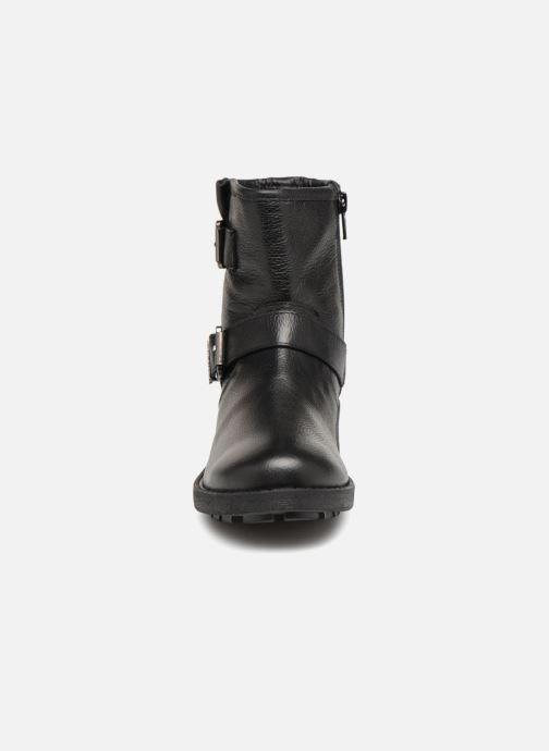 Bottines et boots Les Tropéziennes par M Belarbi Leane Noir vue portées chaussures