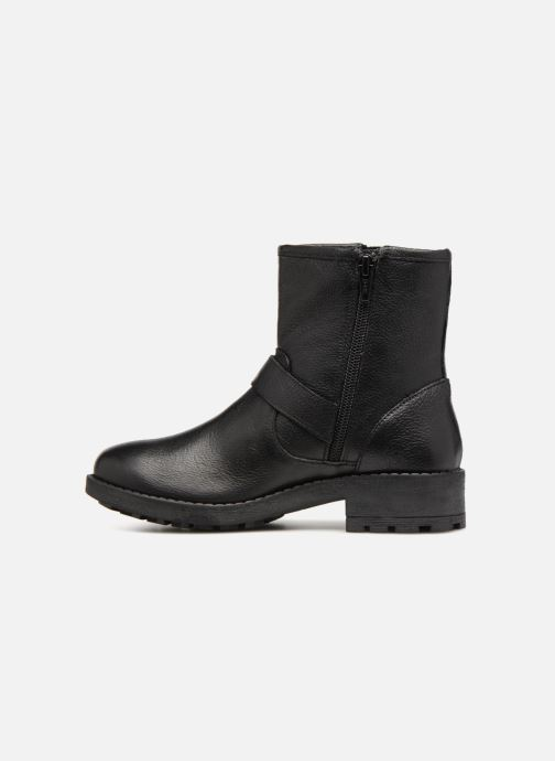 Bottines et boots Les Tropéziennes par M Belarbi Leane Noir vue face