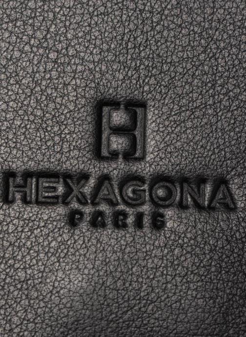 Sacs à main Hexagona 415026 Noir vue gauche