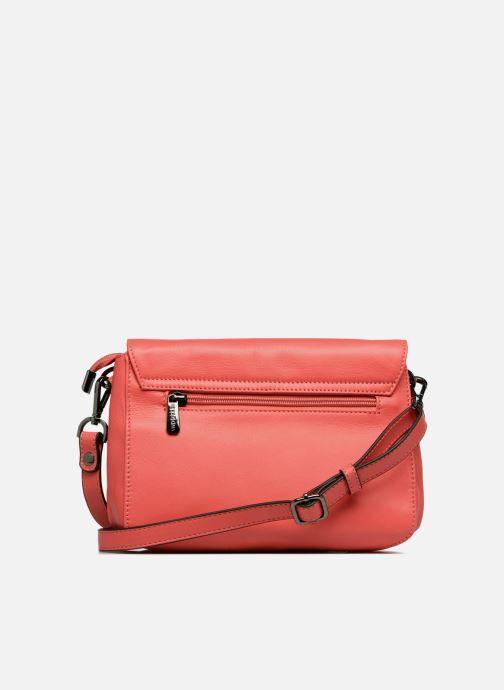 Handbags Hexagona 415026 Pink front view